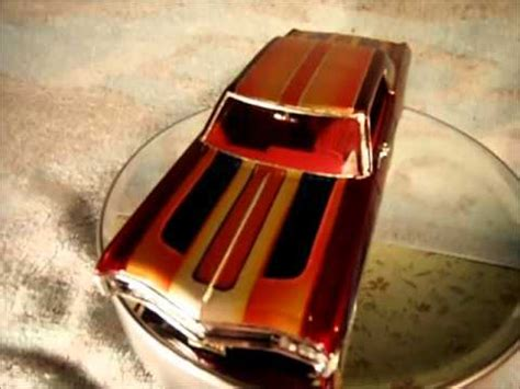 Low Rider Model Cars Custom Paint Gary Seeds PART 1 - YouTube