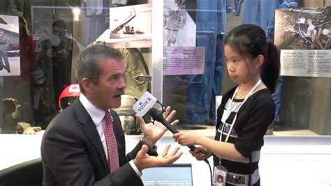 Kid Reporters Interview Chris Hadfield at Ontario Science