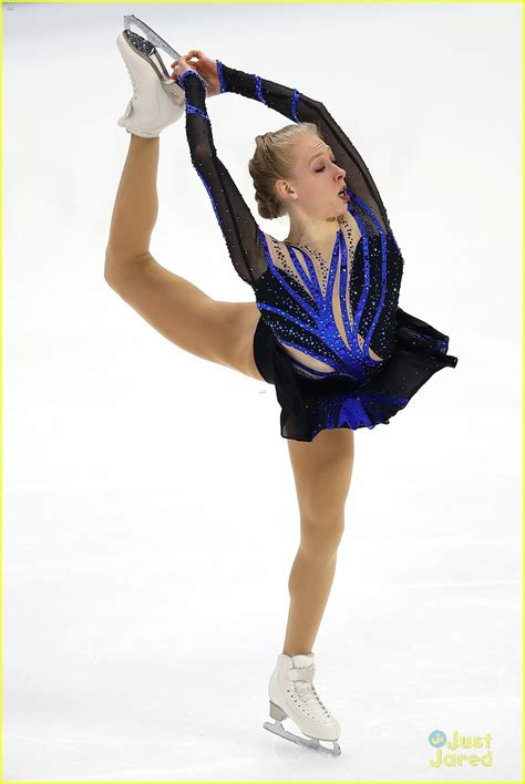 Figure Skater Alysa Liu Made History With a Triple Axel at